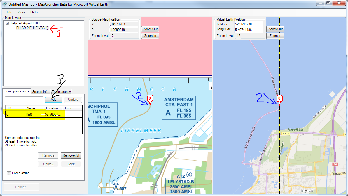 Custom Georeferenced Charts (MBTiles) – Mobile Aviation Tools